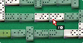 Assitenza visuale del Domino