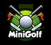 Minigolf game