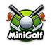 Minigolf game